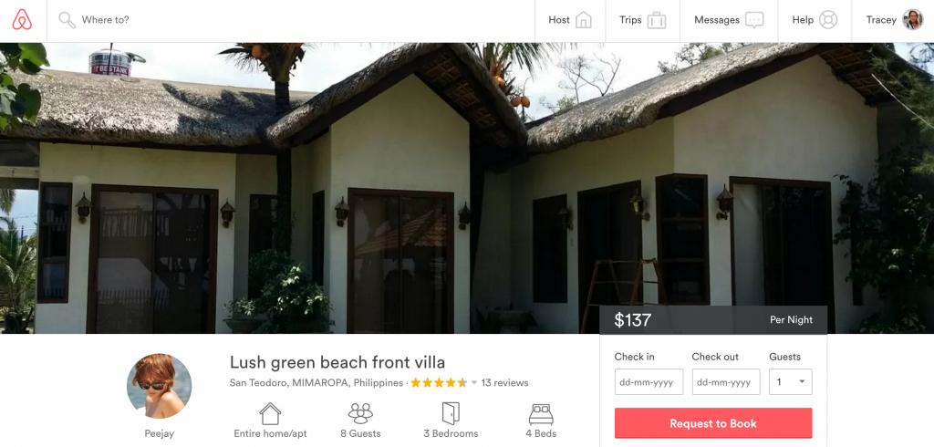 Airbnb_Mindoro